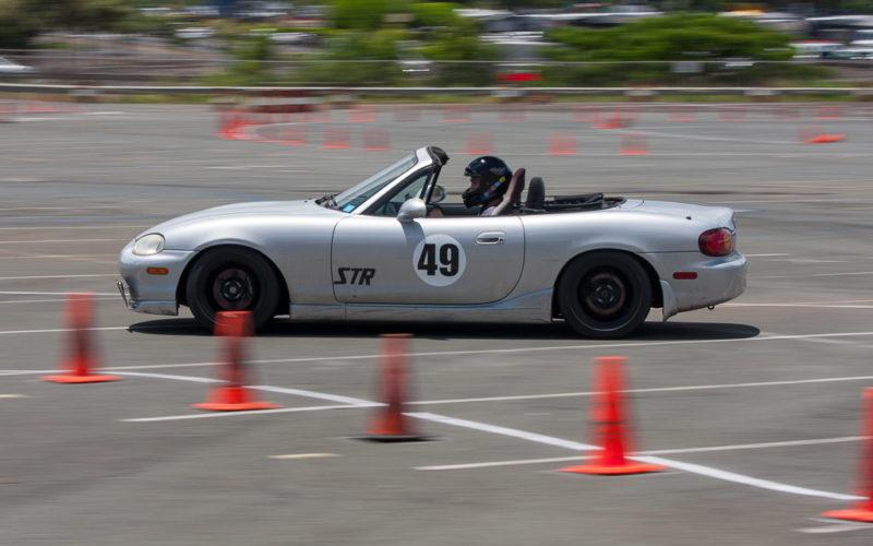 Street Touring Roadster (STR) NB Mazda Miata – TMYK Garage